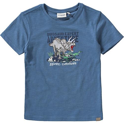 T-Shirt , Dino Gr. 128/134 Jungen Kinder | 04054432823610