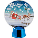 """Новогодний светильник Magic Land """"Дед Мороз в санях"""""""