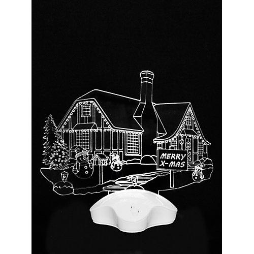 """Новогодний светильник Magic Land """"Деревня"""" от Волшебная Страна"""