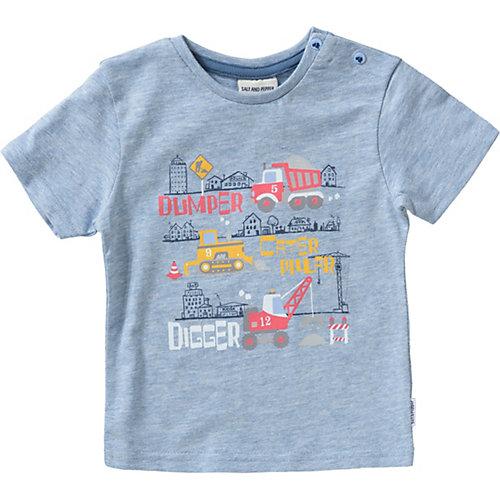 Baby T-Shirt , Baustelle Gr. 80 Jungen Baby | 04054432829513