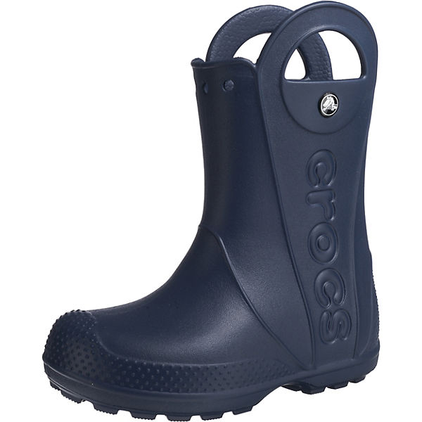 on sale 8e6e1 bb4cf Gummistiefel Handle it Rain Boot für Kinder, crocs