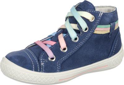 Sneakers High TENSY für Mädchen, Weite M4, superfit   myToys