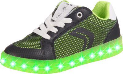 Sneakers Blinkies KOMMODOR mit LED Sohle für Jungen, GEOX