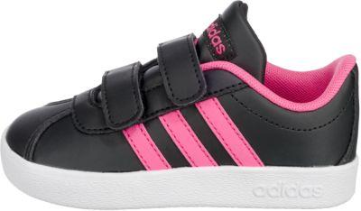 Baby Sneakers VL COURT 2.0 CMF I für Mädchen, adidas
