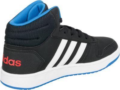 Sneakers High HOOPS MID 2.0 K für Jungen, adidas Sport