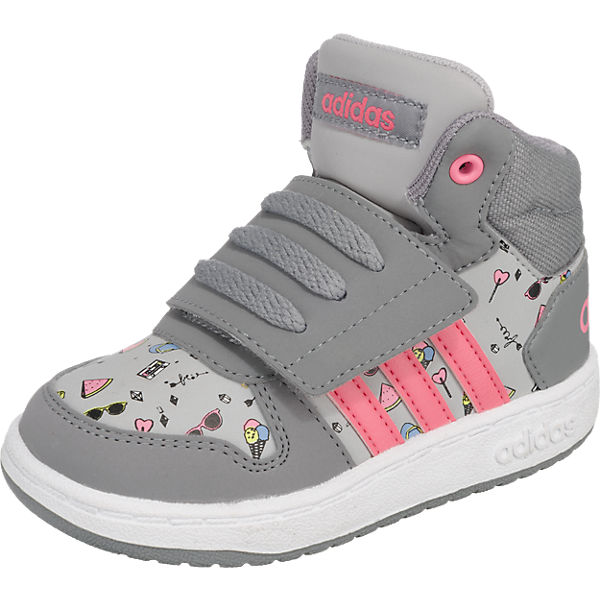 buy popular abba9 0f805 Baby Sneakers High HOOPS MID 2.0 I. adidas Sport Inspired