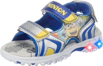 Kamik Kids Match Blau, Kinder Sandale, Größe EU 28 - Farbe Navy-Blue