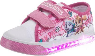 PAW Patrol Baby Sneakers Low Blinkies für Mädchen, PAW Patrol