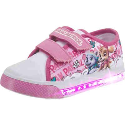 ed10923b193cb0 PAW Patrol Baby Sneakers Low Blinkies für Mädchen ...