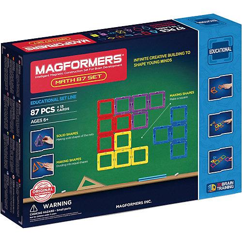 """Магнитный конструктор Magformers """"Увлекательная Математика"""" от MAGFORMERS"""