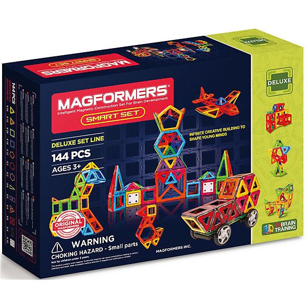 """Магнитный конструктор Magformers """"Smart set"""""""