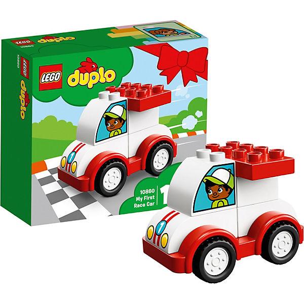 Lego 10860 Duplo Mein Erstes Rennauto Lego Duplo Mytoys