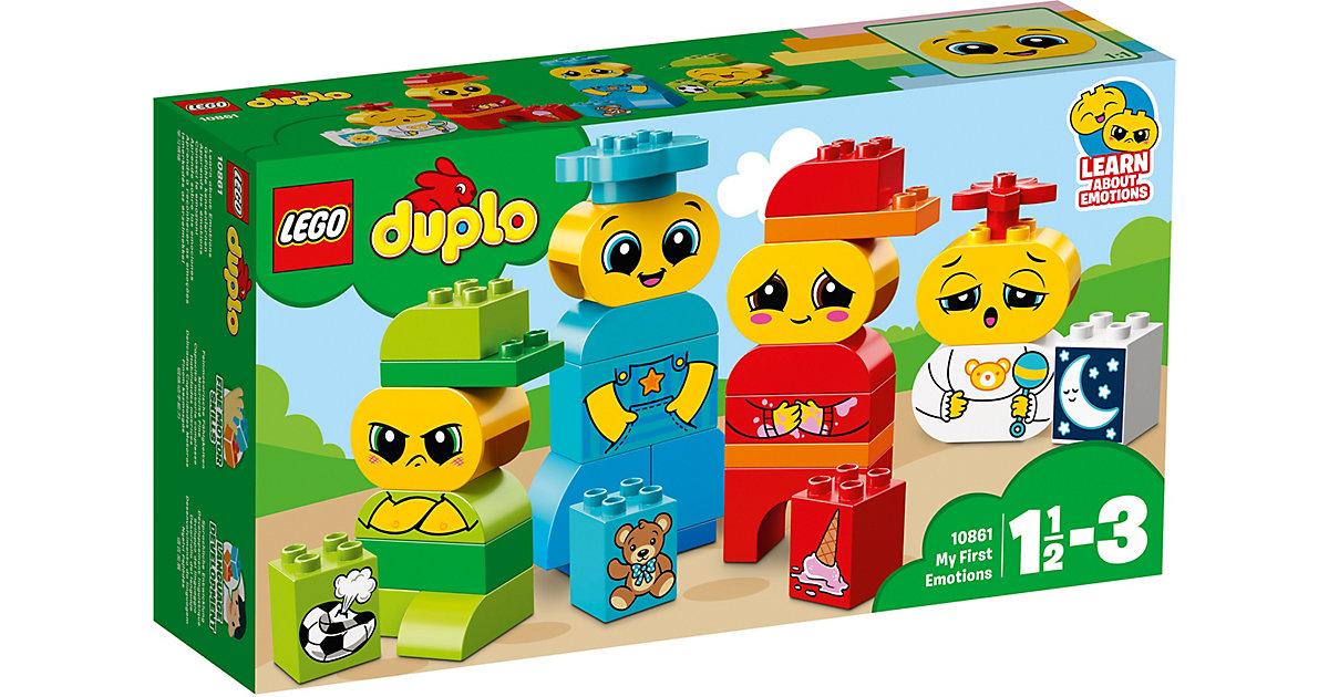 LEGO · LEGO 10861 DUPLO: Meine ersten Emotionen - Gefühle erklären