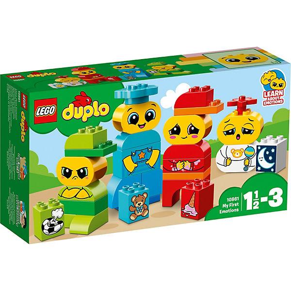 LEGO 10861 DUPLO: Meine ersten Emotionen - Gefühle erklären, LEGO DUPLO