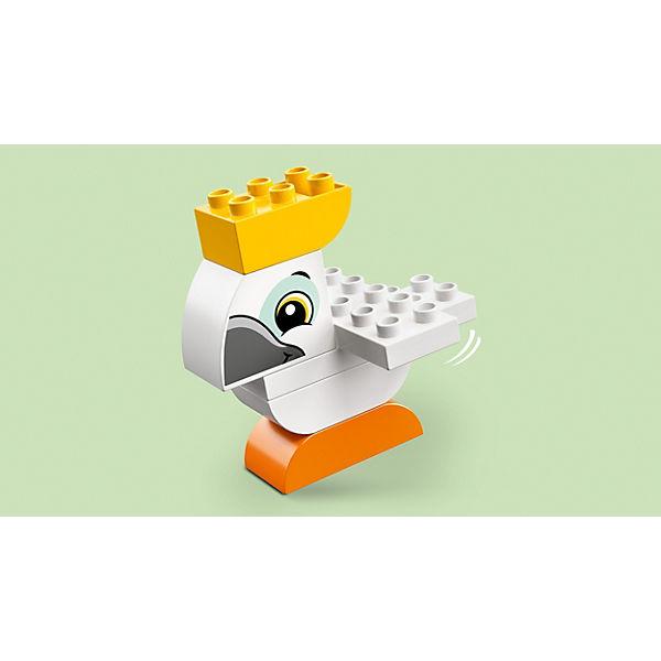Конструктор LEGO DUPLO 10863: Мой первый парад животных