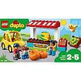 Конструктор LEGO DUPLO 10867: Фермерский рынок