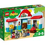 Конструктор LEGO DUPLO 10868: Конюшня на ферме