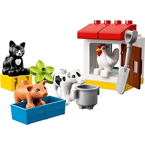 Конструктор LEGO DUPLO 10870: Ферма: домашние животные от LEGO