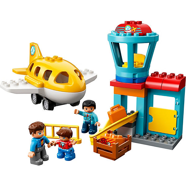 Конструктор LEGO DUPLO 10871: Аэропорт