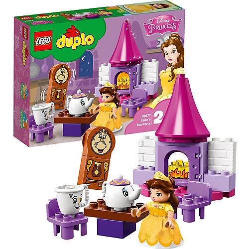 Конструктор LEGO DUPLO 10877: Чаепитие у Белль от LEGO