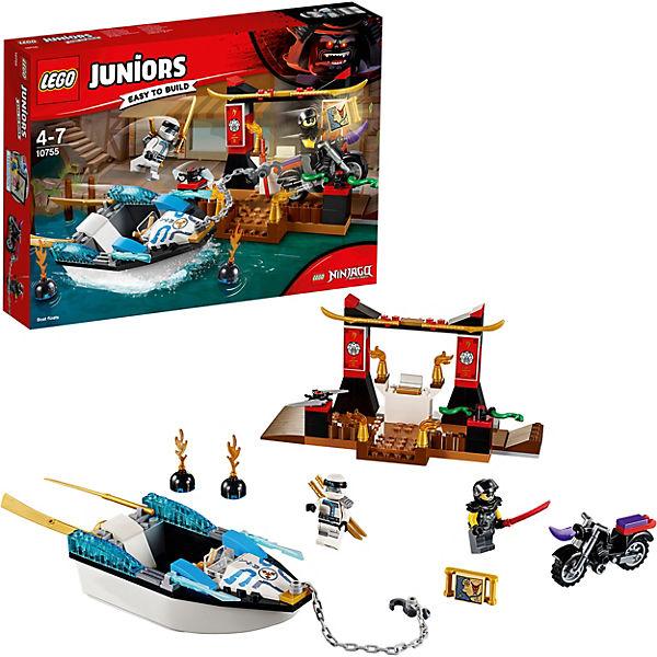 LEGO 10755 Juniors: Zanes Verfolgungsjagd mit dem NinjaStiefel, LEGO Ninjago