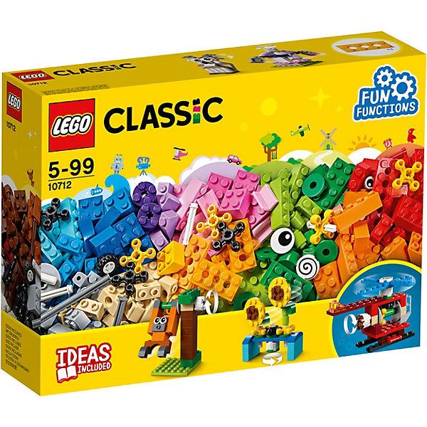 Lego 10712 Classics Lego Bausteine Set Zahnräder Lego Classics