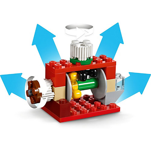 Конструктор LEGO Classic 10712: Кубики и механизмы от LEGO