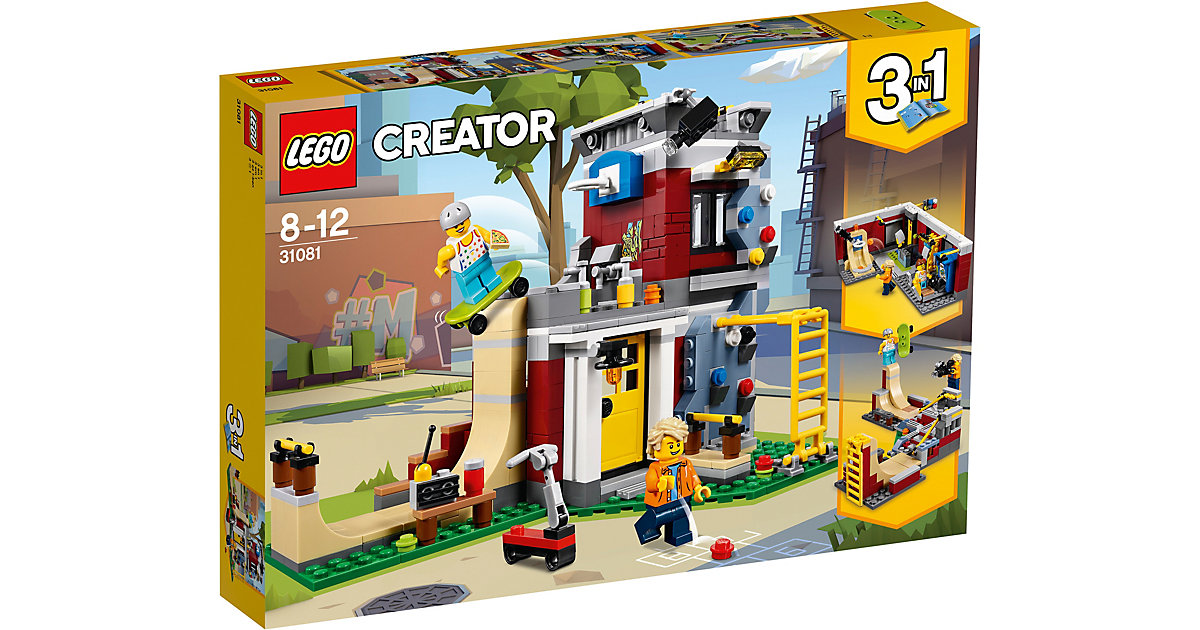 LEGO 31081 Creator: Umbaubares Freizeitzentrum