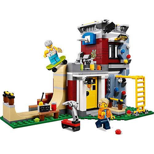 Конструктор LEGO Creator 31081: Скейт-площадка от LEGO