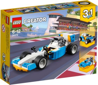 LEGO Creator Ultimative Motor-Power günstig kaufen 31072
