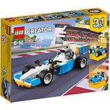Конструктор LEGO Creator 31072: Экстремальные гонки