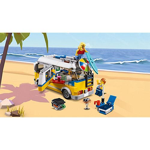 Конструктор LEGO Creator 31079: Фургон сёрферов от LEGO