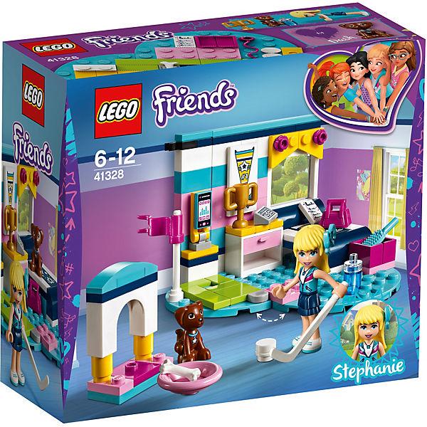 Конструктор LEGO Friends 41328: Комната Стефани
