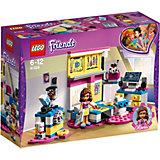 Конструктор LEGO Friends 41329: Комната Оливии