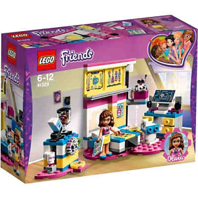 Lego 41329 Friends Olivias Großes Zimmer Lego Friends Mytoys