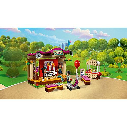 Конструктор LEGO Friends 41334: Сцена Андреа в парке
