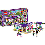 Конструктор LEGO Friends 41336: Арт-кафе Эммы