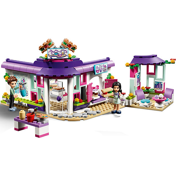 LEGO LEGO LEGO 41336 Friends: Emmas Künstlercafé, LEGO Friends 2e8649