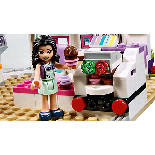Конструктор LEGO Friends 41336: Арт-кафе Эммы от LEGO