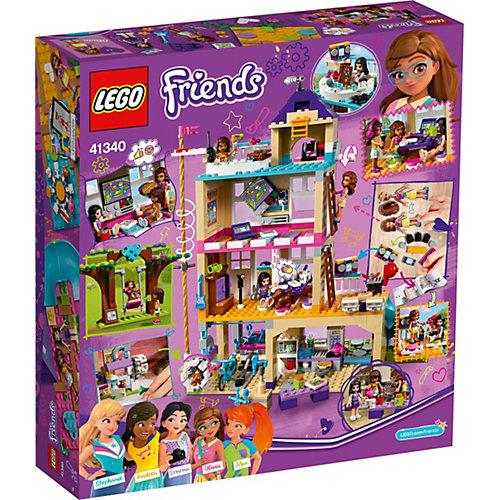 Конструктор LEGO Friends 41340: Дом дружбы от LEGO