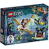Конструктор LEGO Elves 41190: Побег Эмили на орле