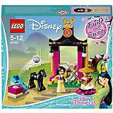 Конструктор LEGO Disney Princess 41151: Учебный день Мулан