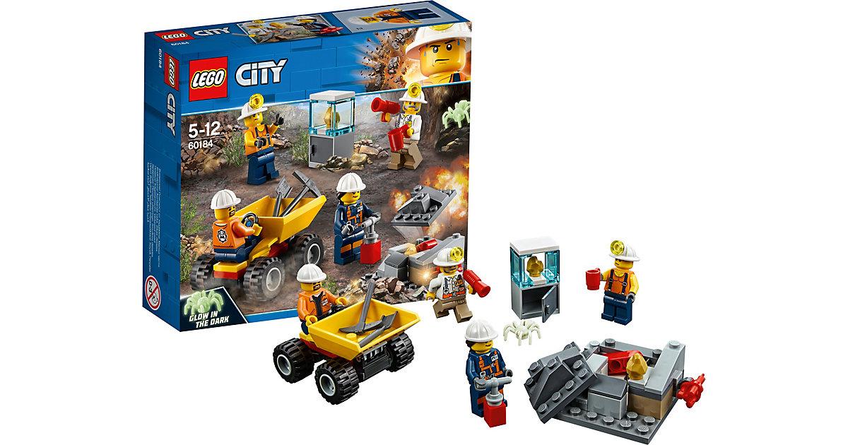 LEGO 60184 City: Bergbauteam