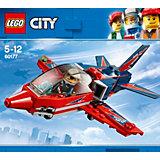 LEGO City Great Vehicles 60177: Реактивный самолёт