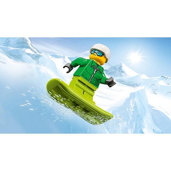 LEGO City Great Vehicles 60179: Вертолёт скорой помощи