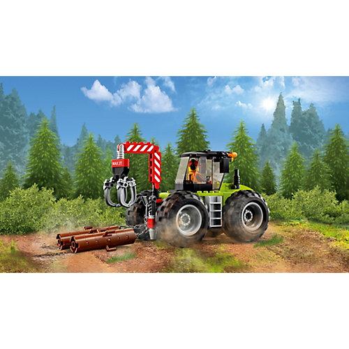 LEGO City Great Vehicles 60181: Лесной трактор от LEGO