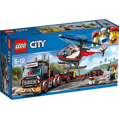 LEGO 60183 City: Schwerlasttransporter