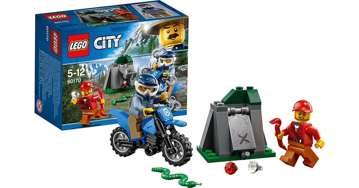 LEGO 60170 City: Offroad-Verfolgungsjagd