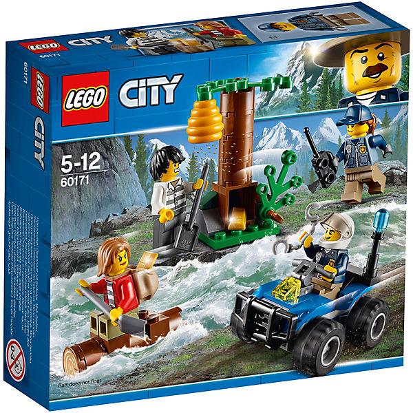LEGO 60171 City: Verfolgung durch die Berge, LEGO City