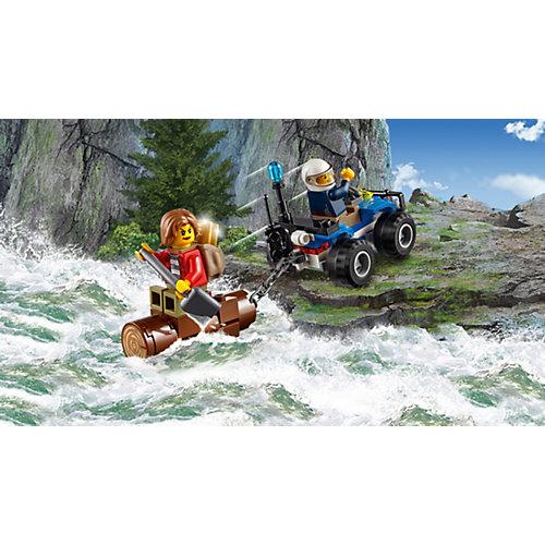 Конструктор LEGO City 60171: Убежище в горах от LEGO